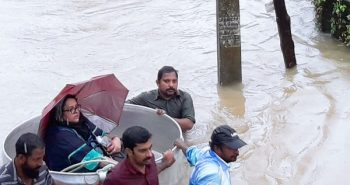 Kerala floods: Prithviraj mother rescued