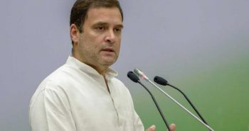 Rahul Gandhi announced election schedule
