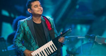 A.R.Rahman sings motivated line for kerala