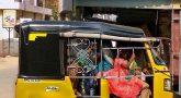 Shared car and auto facilities to Chennai metro