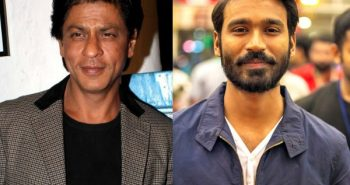 Shah Rukh Khan appreciate Dhanush