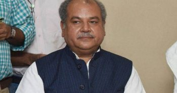 Union Minister Narendra Singh suicide attempt