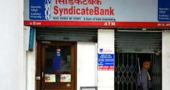 Syndicate Bank's net loss Rs 1,282 cr; bad loans rise to 12.59%