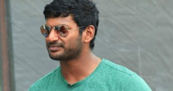 Actor vishal arrested in chennai