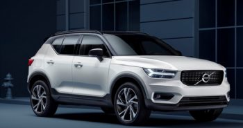 Volvo XC40 introduce new petrol engines