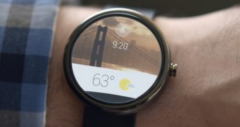 Google Smartwatch redesign with health benefits