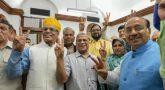Harivansh Narayan Singh wins Deputy Chairman election