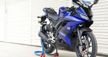 Yamaha R15 V3.0 – Rs 1.77 lakh