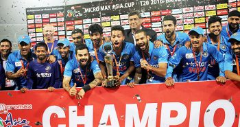 Asia cup final 2018: India Create Record