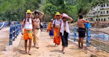 After two months, pilgrims visit Sabarimala