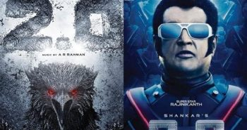 Rajinikanth's 2.0 Teaser date revealed!