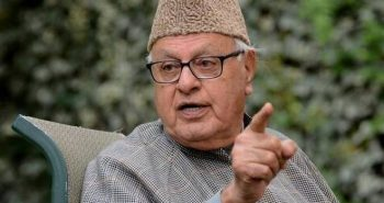 Farooq Abdullah said hold local body elections