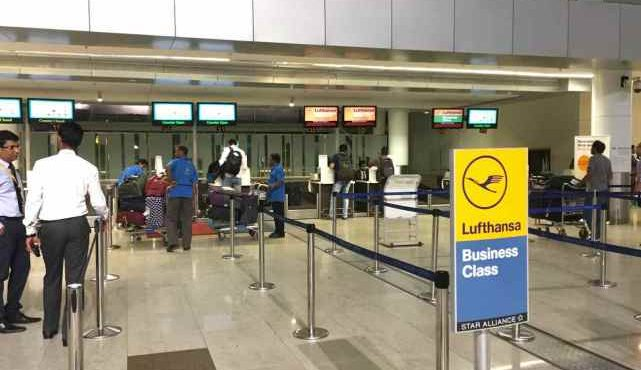 Chennai: Airport introduce New System
