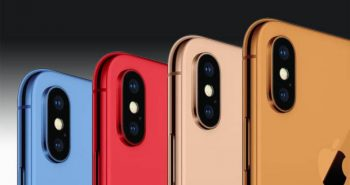 iPhone 9 leaked new colour variants