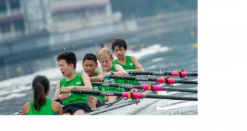 Asian School Indoor Rowing competition on sep 4