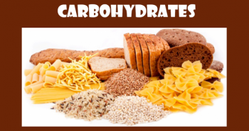 Take carbohydrates food regularly