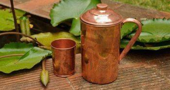 copper water control blood sugar levels