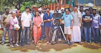 Dhanush's second project as a director