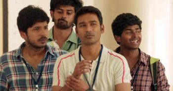 Dhanush's ENPT Shooting over finally!