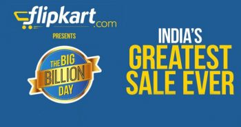 Flipkart Big Billion Days Sale Exciting offers