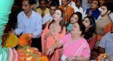 Ganesh chaturthi Ambani celebration