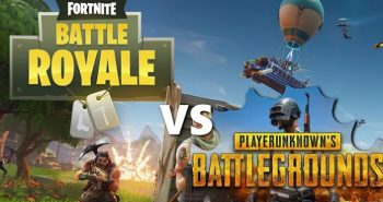 Fortnite vs PUBG: Two battle royale game
