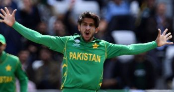 Hasan Ali says about Champions Trophy