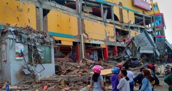 Indonesian Earthquake: 48 Dead 350 injured