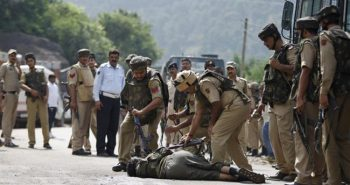 Militant Killed in Jammu and Kashmir