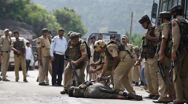 Three militants shot dead in Jammu Kashmir