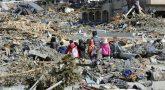 Earthquake in Japan's Hokkaido island