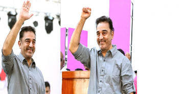 Kamal Haasan's raise the question for Sophia arrest