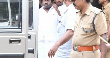 Karunas judicial custody until October 4