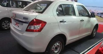 Maruti Dzire Tour S CNG launched india