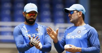 Why Ms dhoni resigned from captaincy?