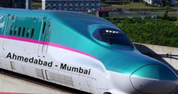 Mumbai-Ahmedabad bullet train project