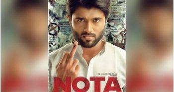 Vijay Deverakonda's 'NOTA' gets censor!