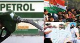 Protest start against fuel price hike