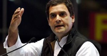 Rahul Gandhi to address public meeting in Agra
