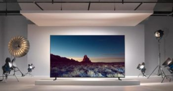 Samsung Announced 8K QLED TV brightness 4000 nits