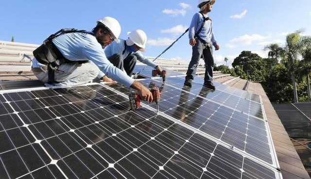 Solar energy panels Apply