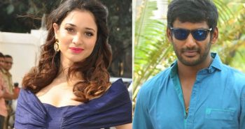 Tamannah again combined with Vishal
