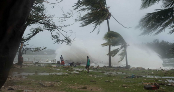 'Peity' storm crossed in Andhra pradesh