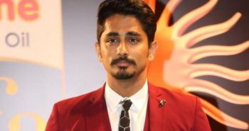 Siddharth says about vada chennai movie