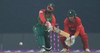 Zimbabwe vs Bangladesh Third odi
