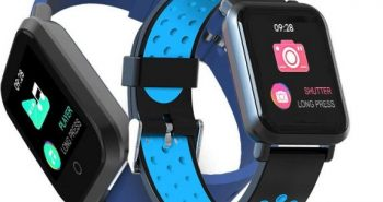 Noise introduced ColorFit fitness band