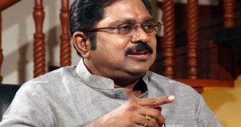 TTV dinakaran says 'judgement will not be affected'