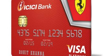 ICICI Bank introduced new card