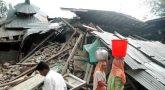 Earthquake occured in Jammu & kashmir