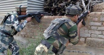 Two militants shot dead in Jammu and Kashmir